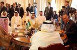 وزراء خارجية دول الرباعي يجتمعون في الرياض