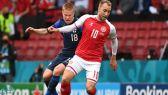 يويفا يعلن منح إريكسن جائزة رجل مباراة الدنمارك ضد فنلندا