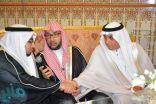 مدير إدارة المشاريع بجامعة أم القرى يحتفل بعقد قران ابنته