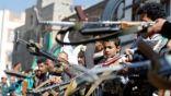 """""""إسناد"""": استهداف الحوثي لـ""""سوق السمك"""" و""""المستشفى"""" انتهاك للقانون الدولي"""