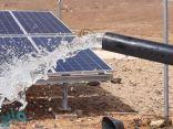 """""""البرنامج السعودي لتنمية وإعمار اليمن"""" يُنتج المياه بالطاقة الشمسية"""