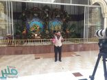 من كينيا اقرأ تصور برنامج نور للدكتور  محمد القايدي عجائب لأول مرة على شاشة اقرأ