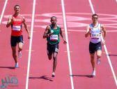 تأهل العداء السعودي مازن الياسمين إلى نصف نهائي سباق 400م