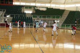 نادي ذوي الإعاقة بمكة المكرمة يتأهل لنهائيات سباعيات كرة القدم (صالات)