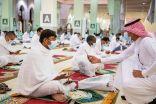 ضيوف الرحمن يشيدون بالخدمات المقدمة لهم في المشاعر المقدسة