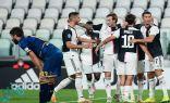 يوفنتوس يسحق ليتشي ويطير بصدارة ترتيب الدوري الإيطالي
