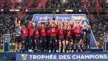 باريس سان جيرمان يخسر كأس السوبر الفرنسي أمام ليل في إسرائيل