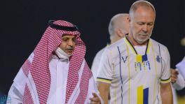 تقرير: رئيس النصر اتخذ قرارا بإقالة المدرب مانو مينيز