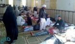 ارتفاع عدد شهداء تفجير سيناء إلي 305 بينهم 27 طفل