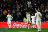 ريال مدريد يسقط أمام ليفانتي ويترك برشلونة في صدارة ترتيب الدوري الإسباني