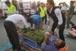 91 مصابًا حصيلة زلزال ضرب محافظة كرمان الإيرانية