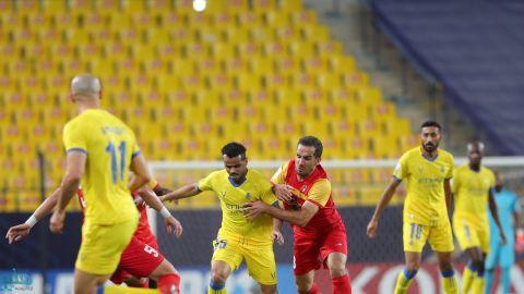 الاتحاد الآسيوي يمهل النصر السعودي والاستقلال الإيراني حتى 7 يوليو لاختيار الملعب المحايد