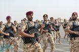 إعلان نتائج الفرز المبدئي لرتبة (جندي – جندي) أول بقوات الأمن الخاصة