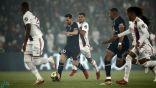 باريس سان جيرمان ينتزع فوزا مثيرا على ليون في الدوري الفرنسي