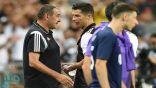 ساري يرفض تقييم كريستيانو رونالدو: كان مجهدًا