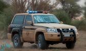 القوات الخاصة للأمن البيئي تضبط مخالفَين لنظام البيئة يقومان بنقل الرمال وتجريف التربة
